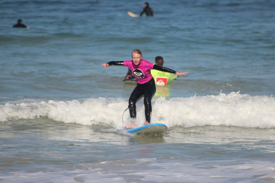 Private Surfing Lessons