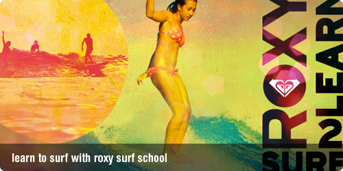 Roxy Learn To Surf