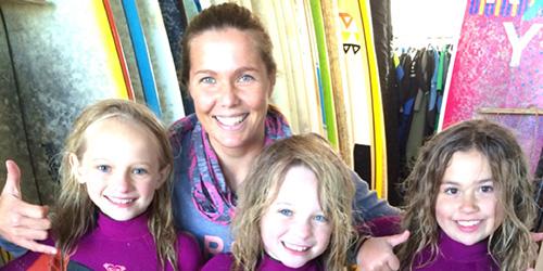Roxy Surf School