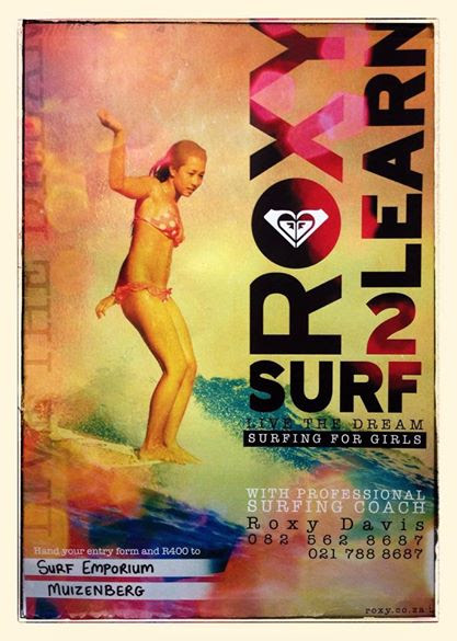 Roxy Learn to Surf Programme