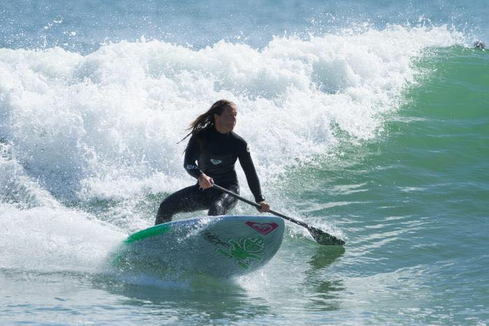 Stand Up Paddle Lesson (Wave Riding)