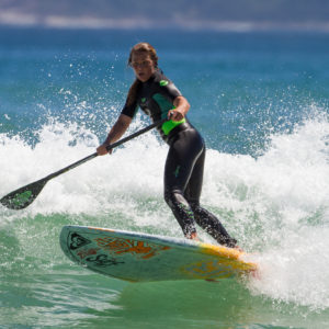 Stand Up Paddle Lesson (Flat Water or Wave Riding)
