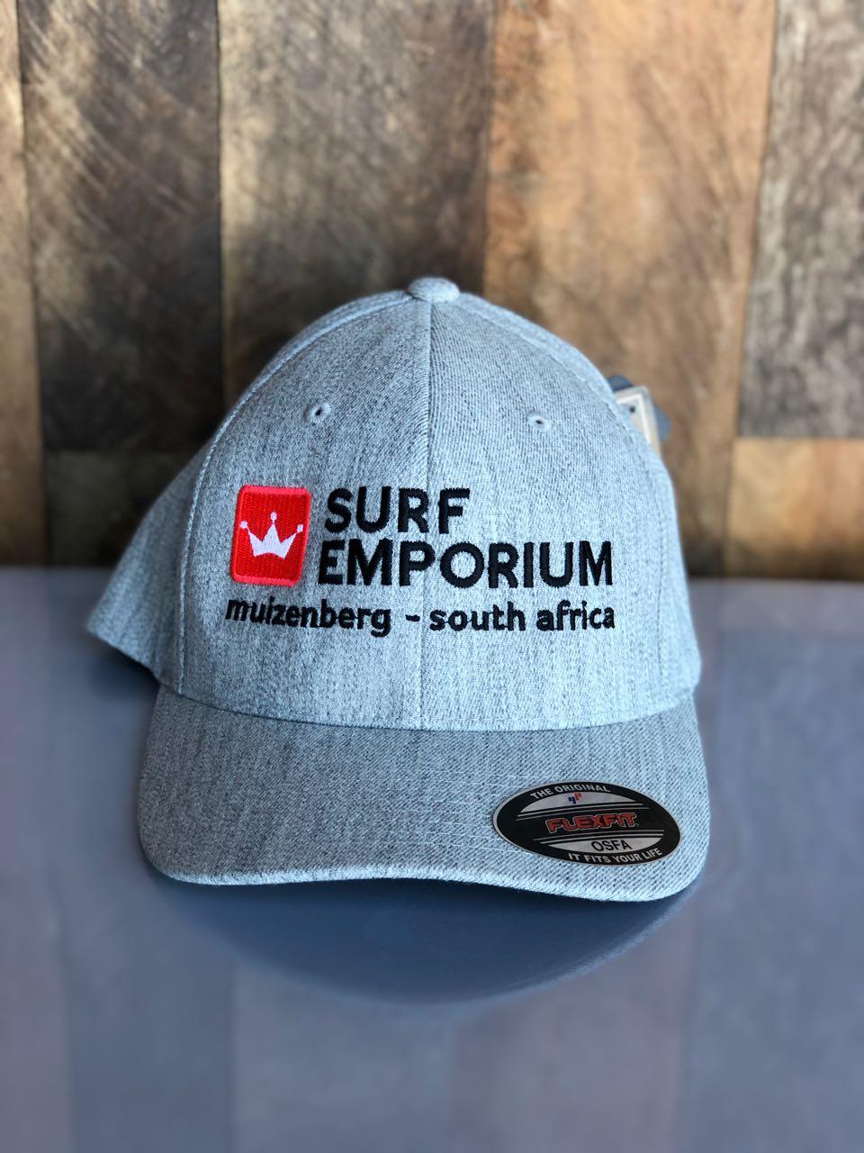789ac48faf592 Surf Emporium Fitted Curved Peak Caps