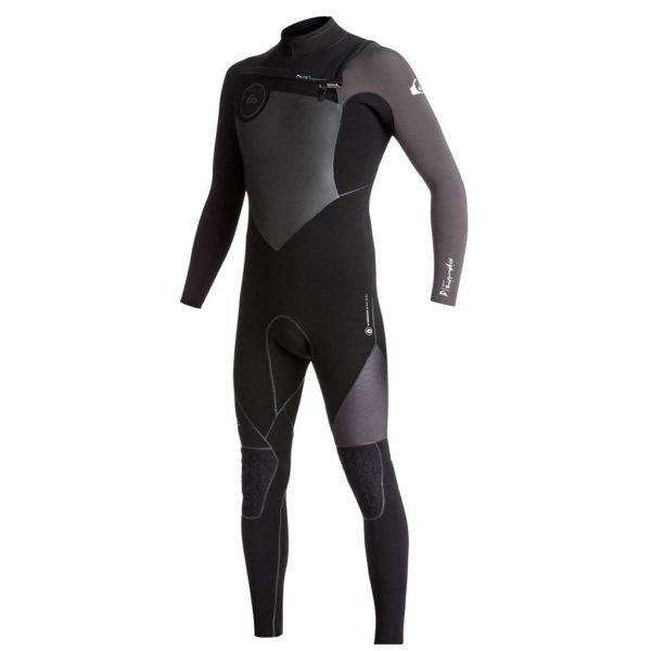 Quiksilver - 4/3mm Highline + Chest Zip Wetsuit