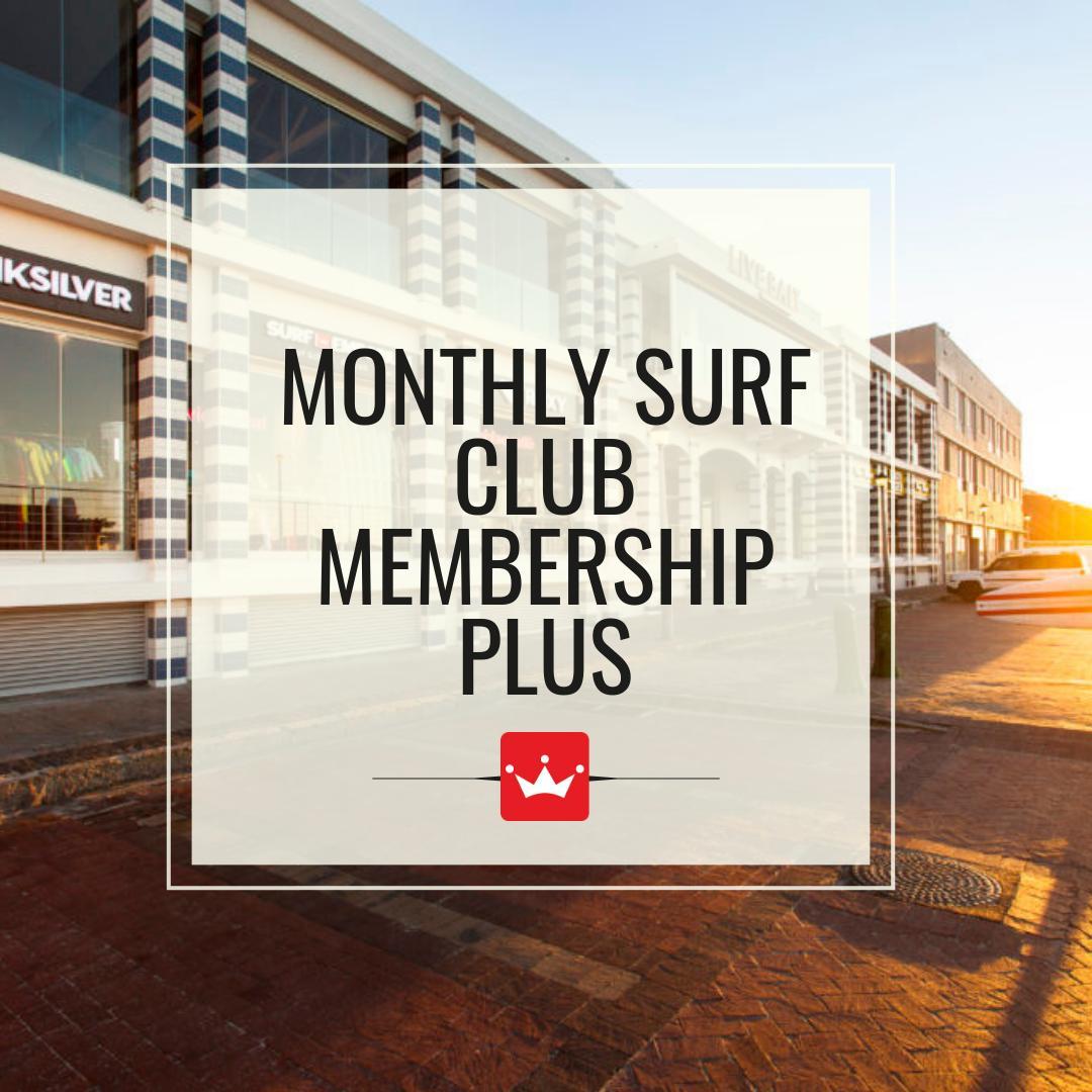 Surf Membership