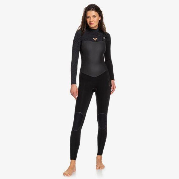 Roxy - 4/3mm Performance Chest Zip Wetsuit