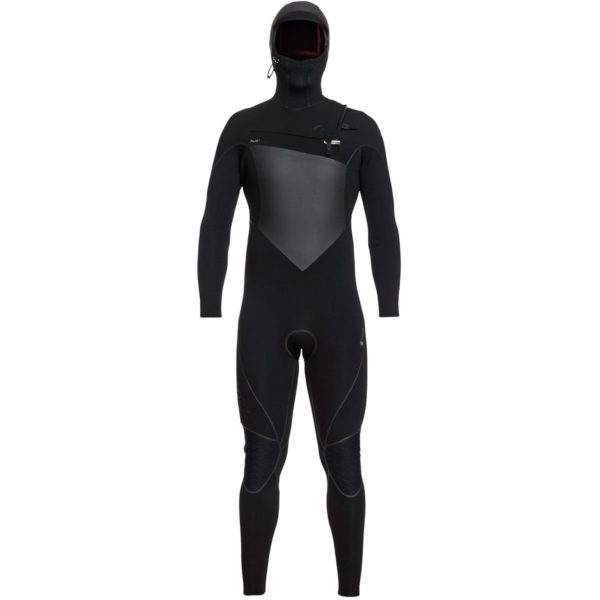 Quiksilver - 5/4/3mm Highline + Hooded Chest Zip Wetsuit