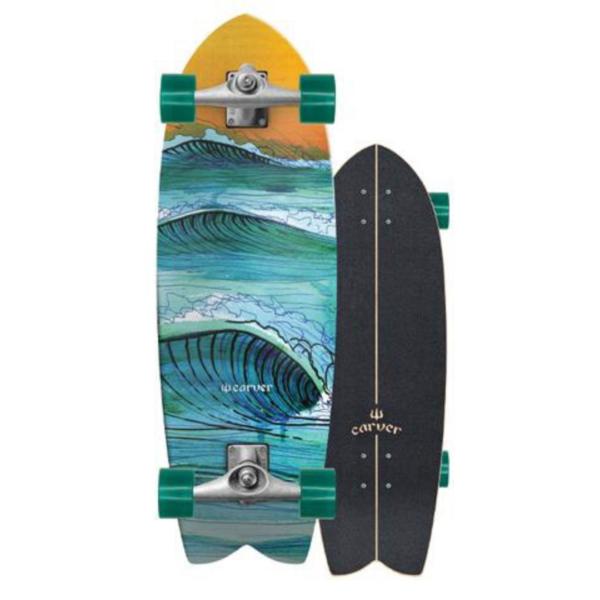 "Carver - 2019 | 29.5"" Swallow Surfskate"