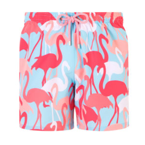 flamingo all over- granadilla swimwear
