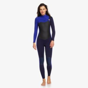 Roxy - 4/3mm Performance Chest Zip Wetsuit