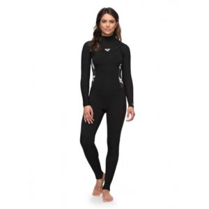 Roxy - 3/2mm Syncro Chest Zip GBS Wetsuit