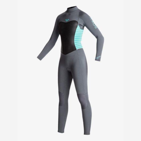 Roxy - Girl's 4/3mm Syncro Series Back Zip GBS Wetsuit