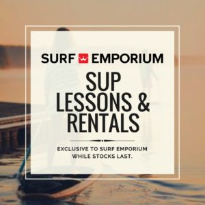 SUP Lessons & Rentals