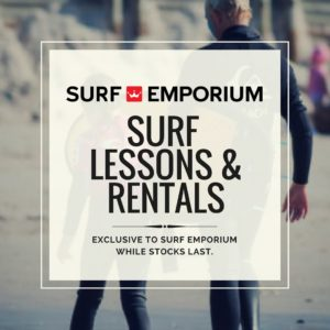 Surf Lessons & Rentals