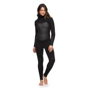 Roxy - 5/4/3mm Syncro + Hooded Chest Zip Wetsuit