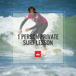 Surf Lesson in Muizenberg