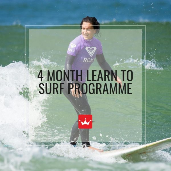 Learn to surf at Muizenberg