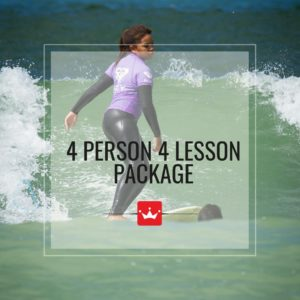 Surf Lesson Discount Package