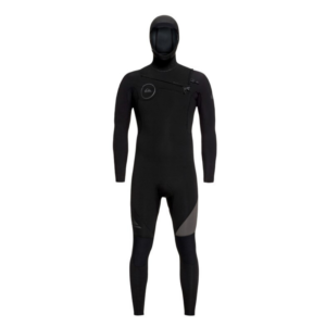 Quiksilver - 5/4/3mm Syncro Hooded Chest Zip Wetsuit