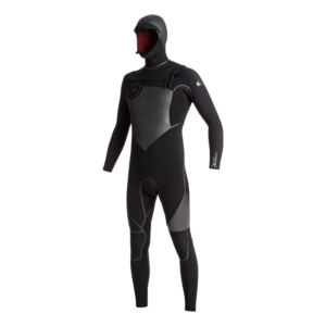 Quiksilver - 5/4/3mm Syncro + Hooded CZ Wetsuit