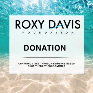 Roxy Davis Foundation Donation