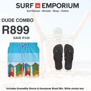 Dude Combo - Surf Emporium