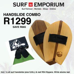 Handslide Combo - Surf Emporium