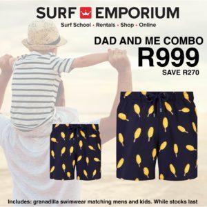 Dad & Me Combo - Surf Emporium