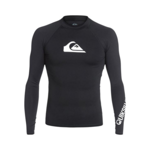 All Time Long Sleeve (Black) - Quiksilver