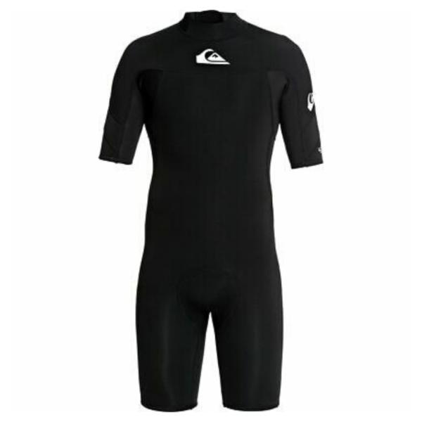 Quiksilver - 2/2mm Syncro Short Sleeve Back Zip Wetsuit