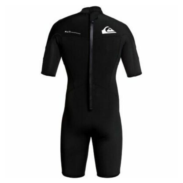 2.2mm Syncro Short Sleeve Back Zip Spring Suit -Quiksilver