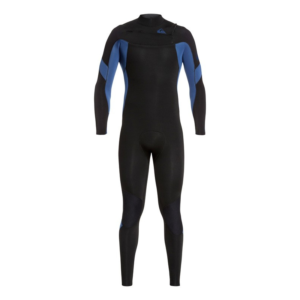 3.2mm Syncro Chest Zip GBS (Black Iodine Blue)- Quiksilver