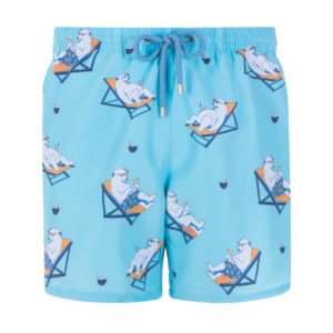 Polar Bears (Blue) - Granadilla Swimwear