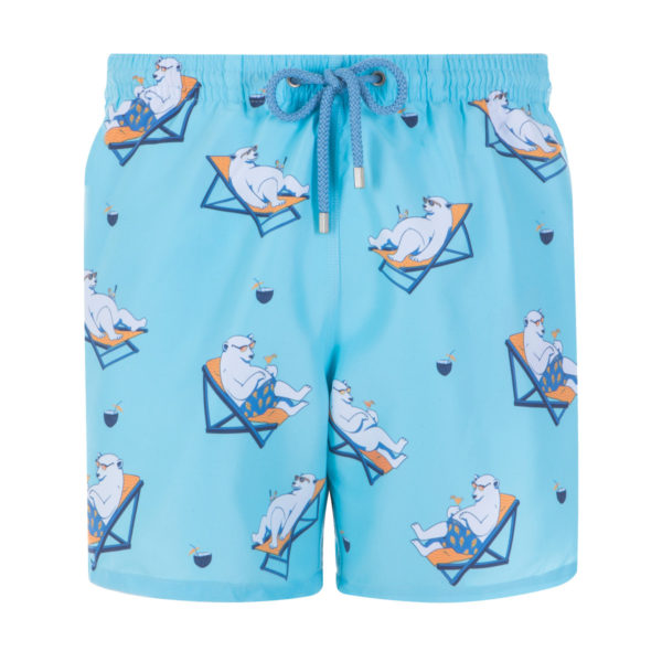 Polar Bears (Blue) - Granadilla Swimwear