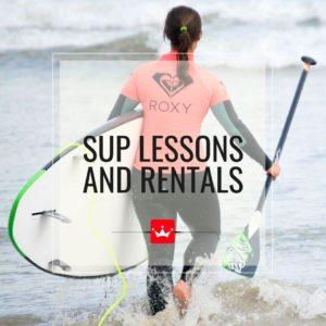 SUP Lessons & Rentals