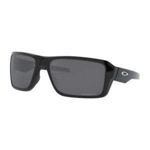Oakley Double Edge - Polished Black (Prizm Black Polarized)