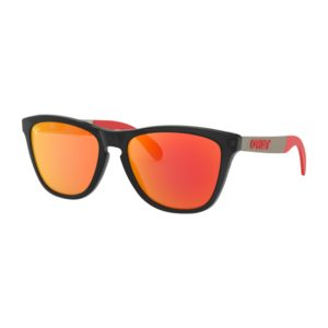 Oakley Frogskins Mix - Matte Black Ink (Prizm Ruby)