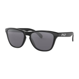 Oakley Frogskins XS - Polished Black (Grey)