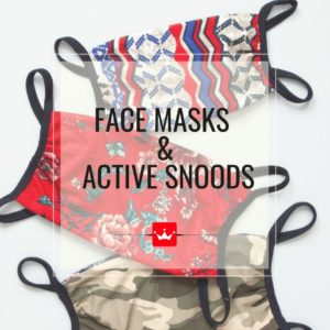 Face Masks & Active Snood