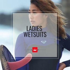 Ladies Wetsuits
