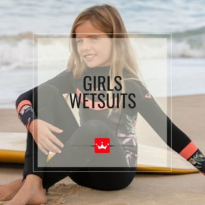 Girls Wetsuits