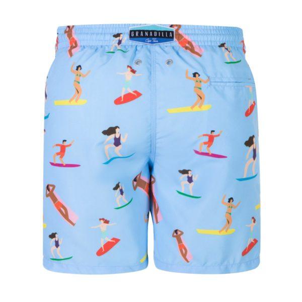 Granadilla Swimwear - Surfers   Baby Blue SS21
